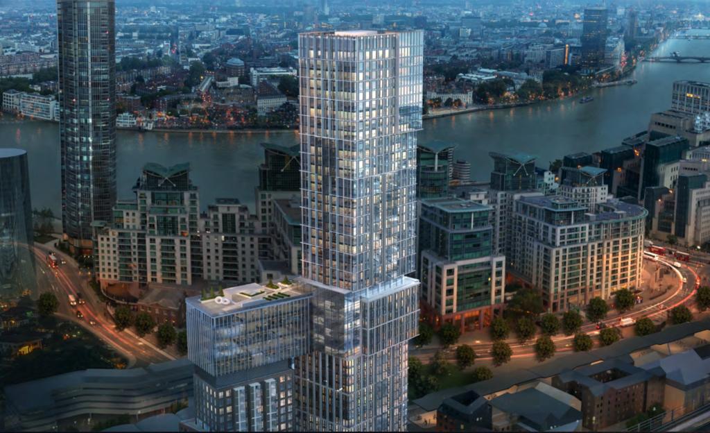 Damac Tower Penthouse